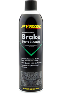 Pyroil Non-Chlorinated Brake Parts Cleaner