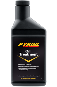 Pyroil Oil Treatment