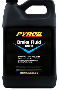 Pyroil DOT 3 Brake Fluid