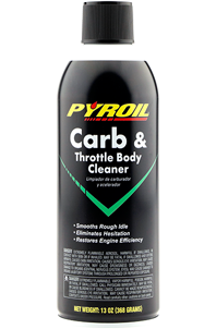 Pyroil Carb and Throttle Body Cleaner