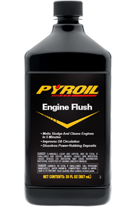 Pyroil Engine Flush