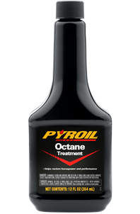 Pyroil Octane Treatment